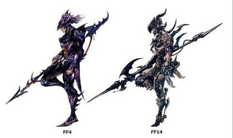竜 騎士 ff14